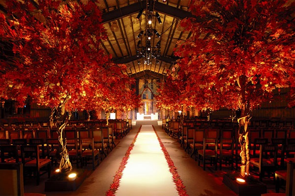 Best ideas for a fall wedding in new york city fall wedding nyc junglespirit Gallery