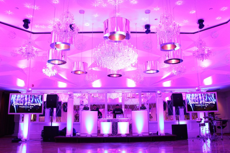 Event Entertainment Decor NYC DJ Lighting